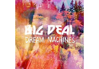 Big Deal - DREAM MACHINES - (Vinyl)