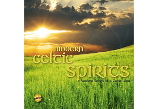 VARIOUS - Modern Celtic Spirits - (CD)