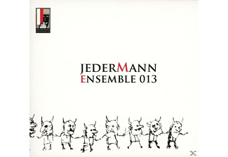 Ensemble 013 - Jedermann - (CD)