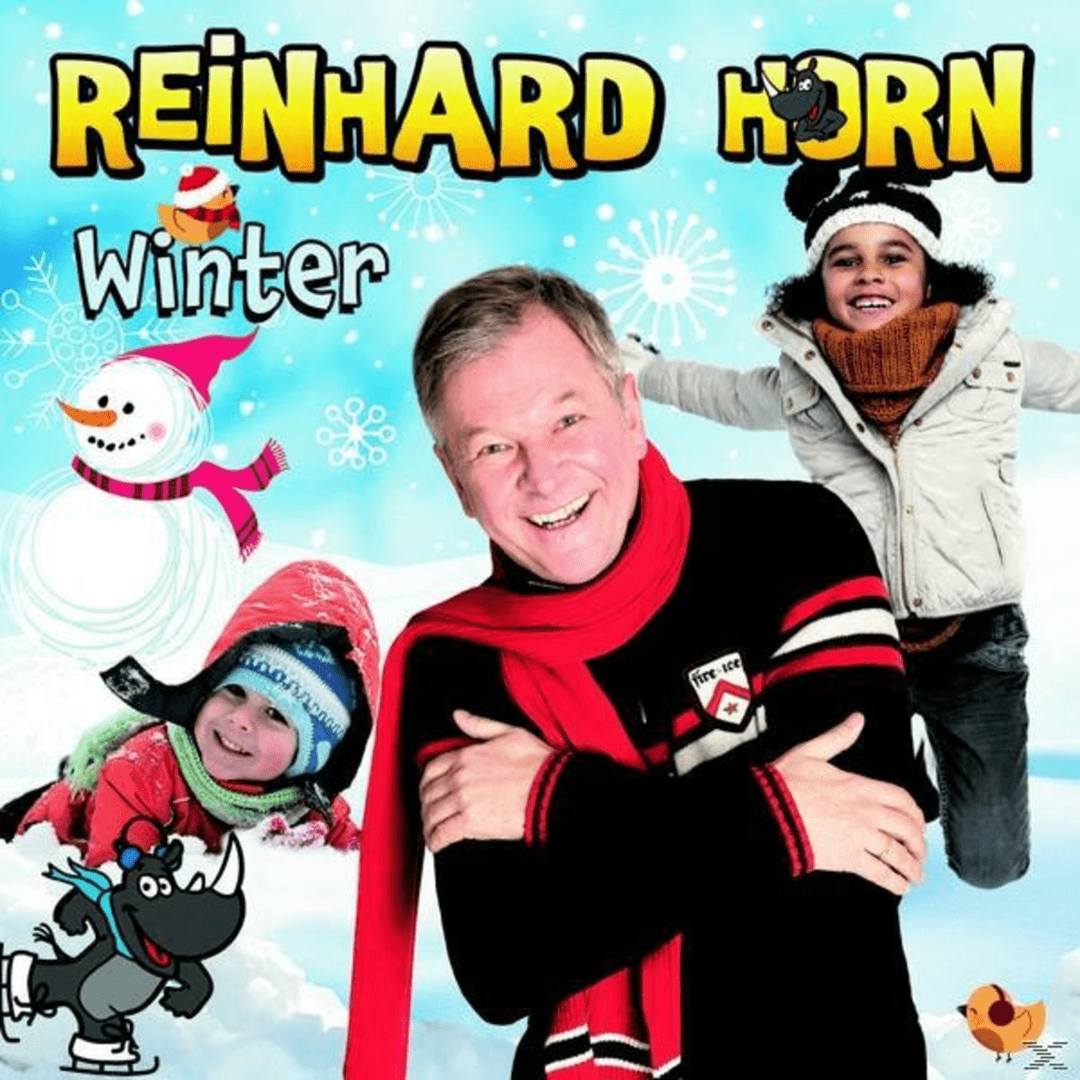 Reinhard Horn - Winter - (CD)