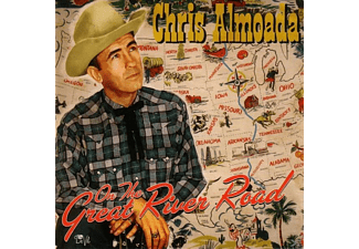 Chris Almoada - On The Great River Road - (CD)