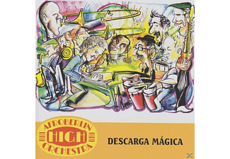 Afroberlin High Orchestra - Descarga Mágica - (CD)