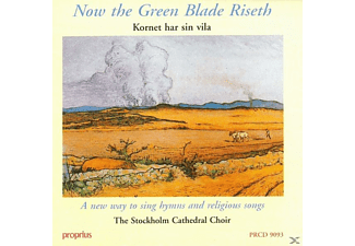 Stockholm Cathedral Choir - Now The Green Blade Riseth - (CD)