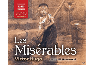 Les Miserable - 52 CD - Hörbuch