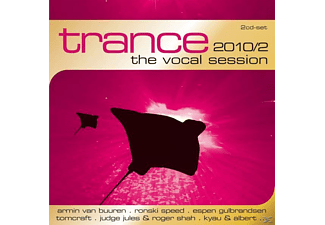 VARIOUS - Trance: The Vocal Session 2010 - (CD)