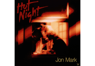 Jon Mark - Hot Night - (CD)