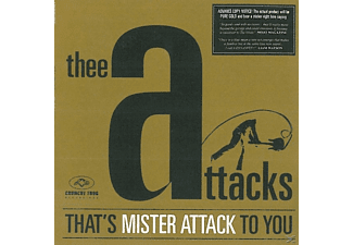 Thee Attacks - That's Mister Attack To You - (Vinyl)