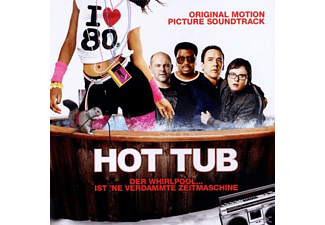 VARIOUS, OST/VARIOUS - Hot Tub Time Machine - (CD)