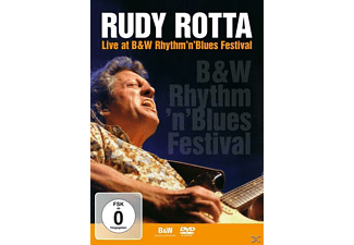 Rudy Rotta - Live At B&W Rhythm N Blues Festival - (DVD)