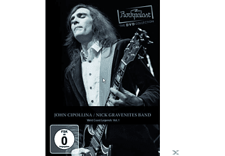 John Cippolina - Rockpalast: West Coast Legends, Vol. 1 [DVD]