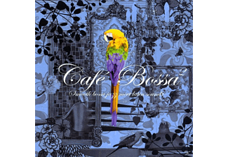 VARIOUS - cafe bossa 2 - (CD)