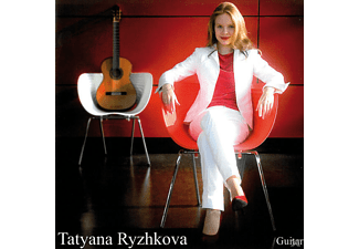 Tatyana Ryzhkova - Guitar - (CD)