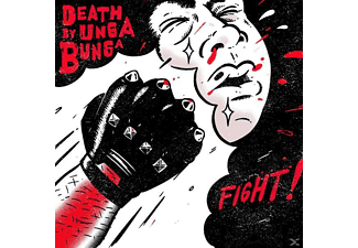 Death By Unga Bunga - Fight! EP - (Vinyl)