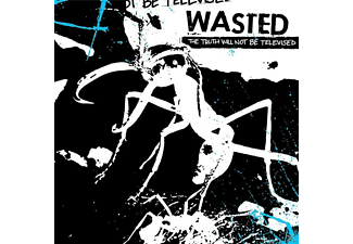 Wasted - The Truth Will Not Be Televised EP - (Vinyl)