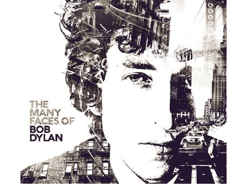 Bob Dylan, VARIOUS - Many Faces Of Bob Dylan [CD]