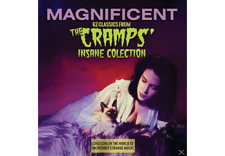 VARIOUS - Magnificent-62 Classics From The Cramps - (CD)