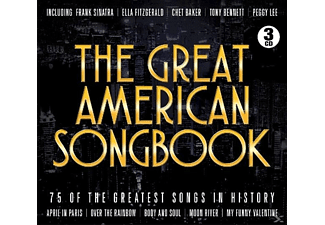 VARIOUS - Great American Songbook - (CD)