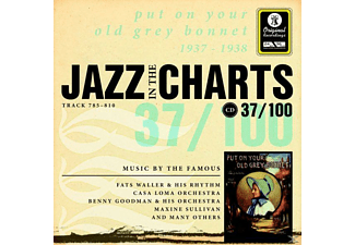 VARIOUS - Jazz in the Charts Vol.37-1937-1938 - (CD)