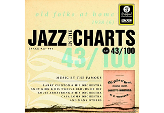 VARIOUS - Jazz In The Charts 43-1938 (6) - (CD)