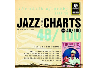 VARIOUS - Jazz In The Charts 48-1939 (3) - (CD)