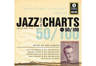 VARIOUS - Jazz In The Charts 50-1939 (5) - (CD)