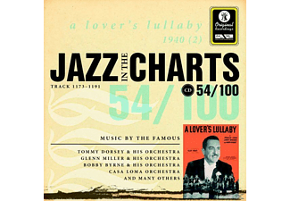VARIOUS - Jazz In The Charts 54-1940 (2) - (CD)