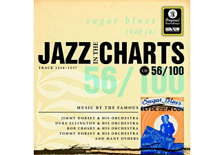 VARIOUS - Jazz in the Charts Vol.56-1940 (4) - (CD)