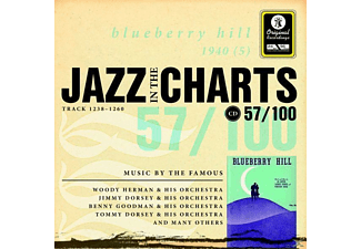 VARIOUS - Jazz in the Charts Vol.57-1940 (5) - (CD)