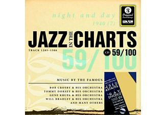 VARIOUS - Jazz in the Charts Vol.59-1940 (7) - (CD)