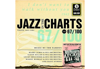 VARIOUS - Jazz In The Charts 67-1942 - (CD)