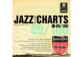 VARIOUS - Jazz In The Charts 69-1942 (3) - (CD)