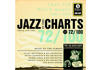 VARIOUS - Jazz in the Charts Vol.72-1942-1943 - (CD)