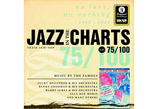 VARIOUS - Jazz in the Charts Vol.75-1943-1944 - (CD)