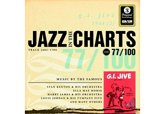 VARIOUS - Jazz In The Charts 77/1944 (2) (Various) - (CD)