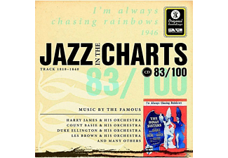 VARIOUS - Jazz In The Charts 83-1946 - (CD)
