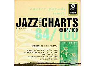 VARIOUS - Jazz In The Charts 84-1946 (2) - (CD)