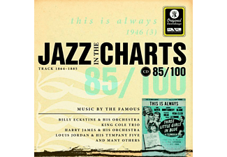 VARIOUS - Jazz In The Charts 85-1946 (3) - (CD)
