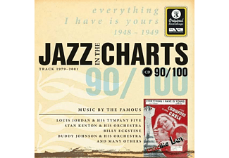 VARIOUS - Jazz in the Charts Vol.90-1948-1949 - (CD)