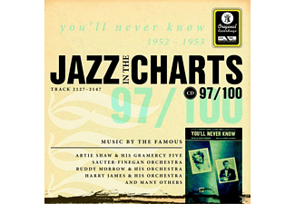 VARIOUS - Jazz In The Charts 97-1952-53 - (CD)