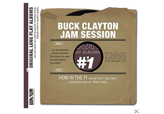 Clayton Buck - Jam Session-How Hi The Fi - (CD)