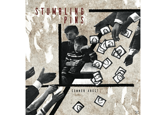 Stumbling Pins - Common Angst - (Vinyl)