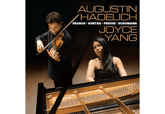 Augustin Hadelich, Joyce Yang - Works For Violin And Piano - (CD)