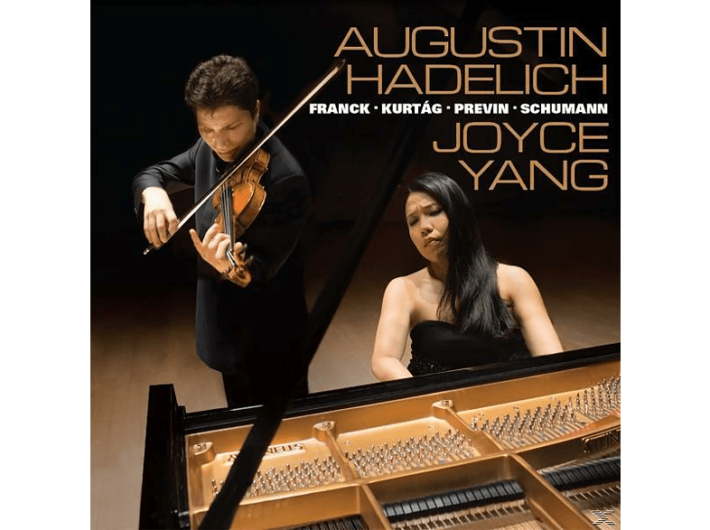 Augustin Hadelich, Joyce Yang - Works For Violin And Piano [CD]