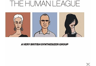 The Human League - Anthology-A Very British Synthesizer Group - (CD)