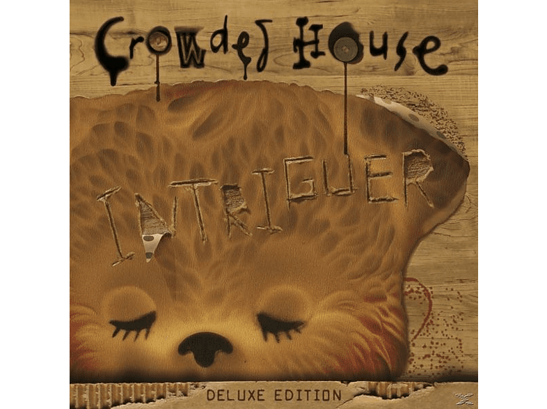 Crowded House - Intriguer [CD]