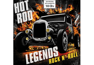 VARIOUS - Hot Rod Rock'n'Roll - (CD)