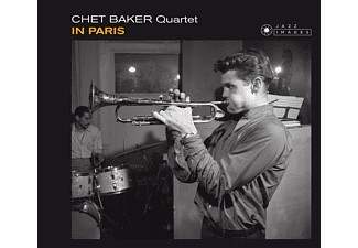 Chet Baker - In Paris (Digipak) (CD)