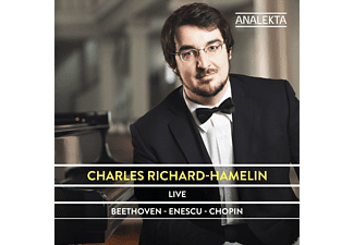 Charles Richard-Hamelin & Frédéric Chopin - Charles Richard-Hamlin live - (CD)