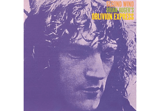 Brian Auger's Oblivion Express - Second Wind (CD)