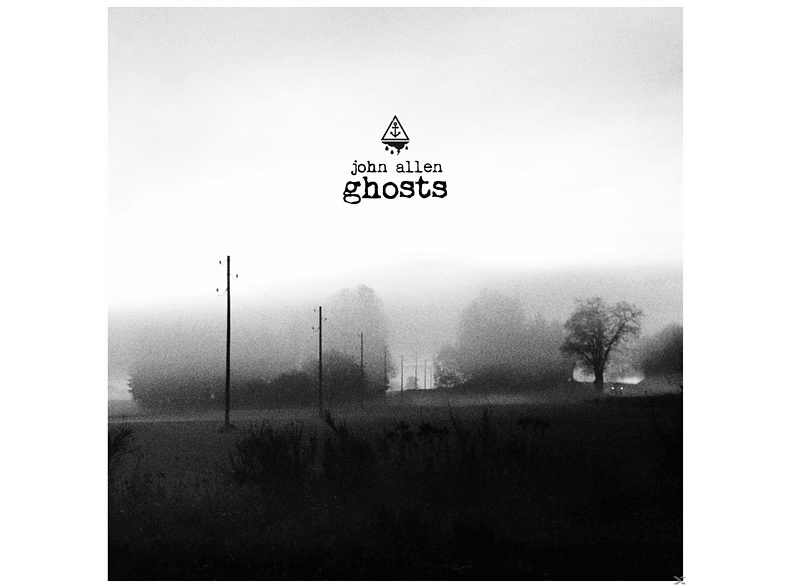 John Allen - Ghosts (Gatefold/+Download) [Vinyl]